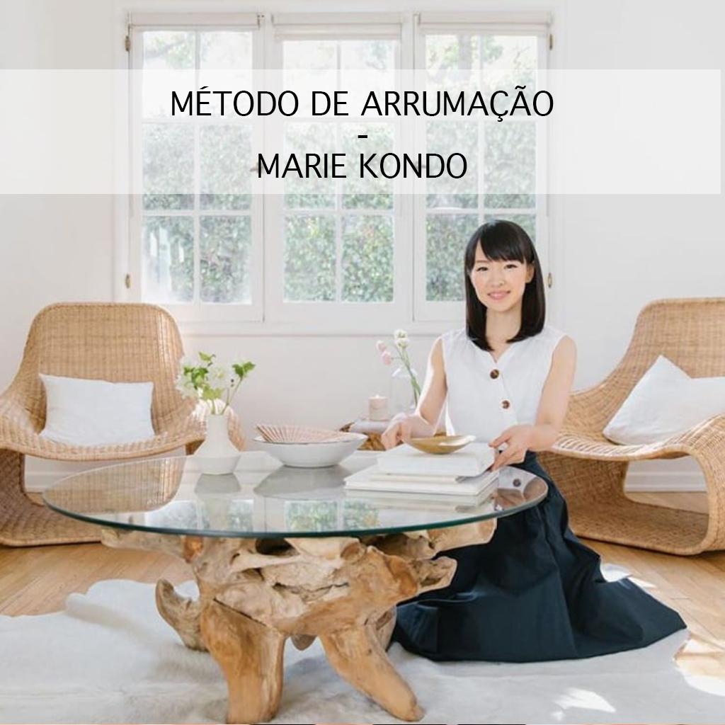 METODO DE ARRUMAÇÃO MARIE KONDO