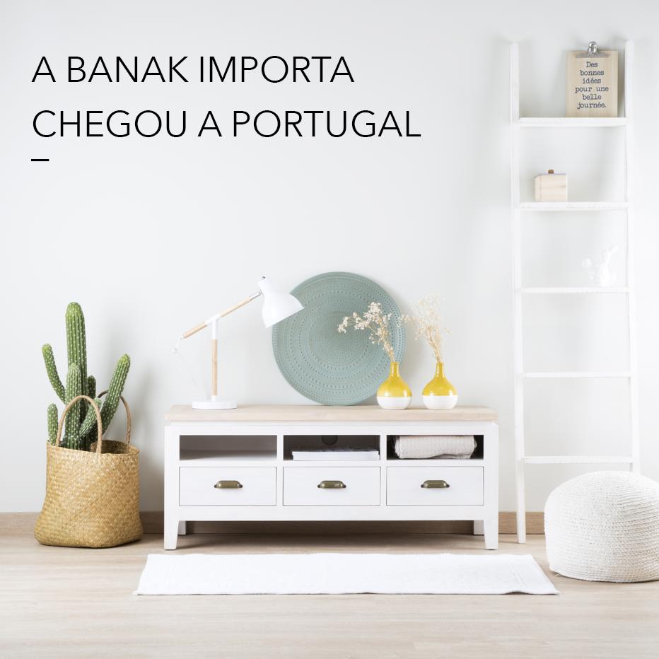A Banak Importa chegou a Portugal
