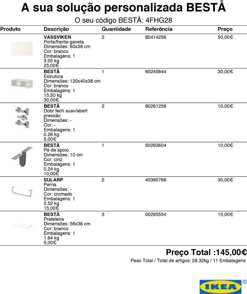 USA O PLANIFICADOR IKEA EM CASA