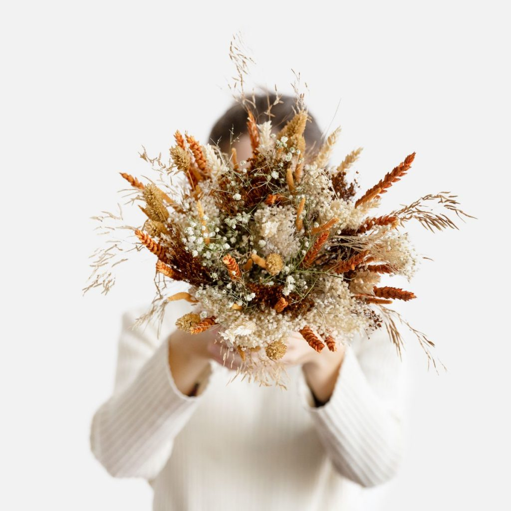 Flores Secas Para Decorar Design Por Acaso