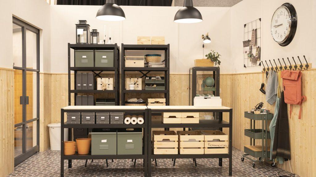 NOVA DECORACAÇÃO IKEA NA CASA FELIZ